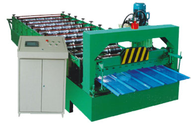 good metal floor deck roll forming machinery