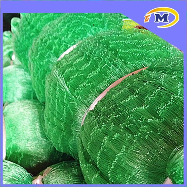 100% nylon fishing nets of good material product