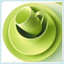 2015 hot new design stoneware dinner set,wholesale custom printed stoneware dinnerware,china supplier handprinted stoneware