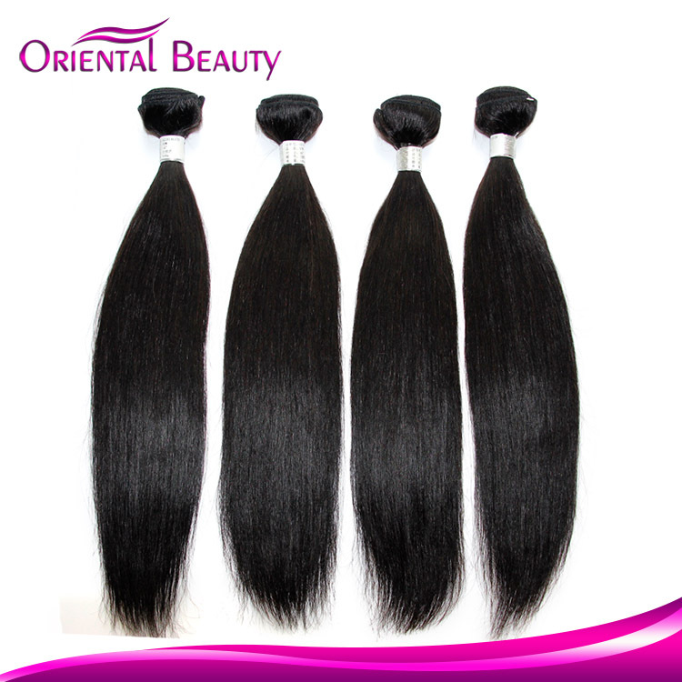 7A grade most sellable fashionable honst supplier long lasting soft Chineses straight weaving