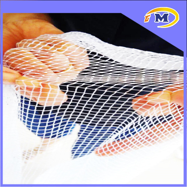 100% soft twine and bright color 80md fishing nets of asia market