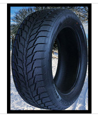 WINTER TIRES TO AUTOMOBILES