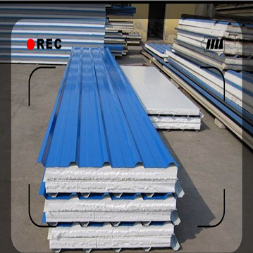 Low Cost Wall Roof EPS Sandwich Panels for Sale in Hebei