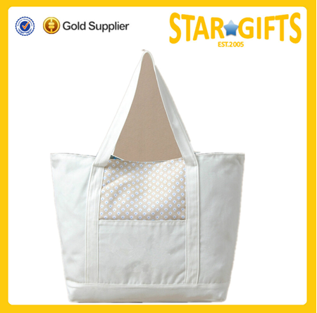 China direct supply eco-friendly promotional cotton canvas shopping bag