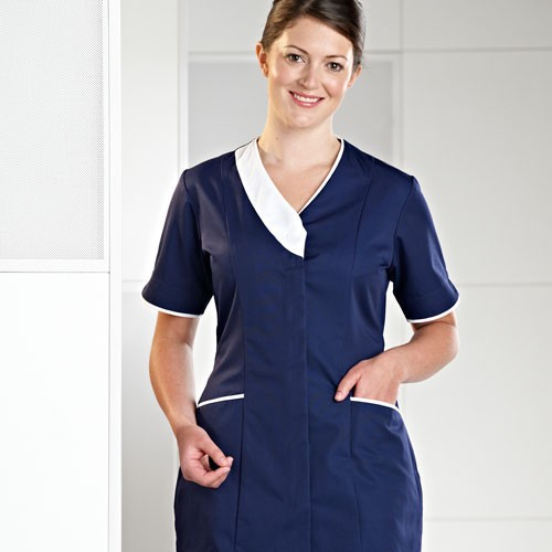 High Quality Cotton Comfortable scrub suit for Nurse / Hospital