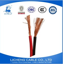 China manufacturer PVC insulated flexible copper wires and cables 35mm2