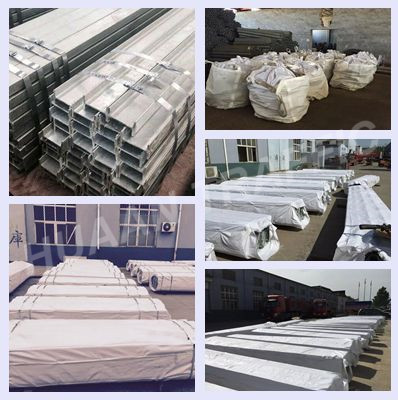 Hot Sale Highway Steel Guardrail Block