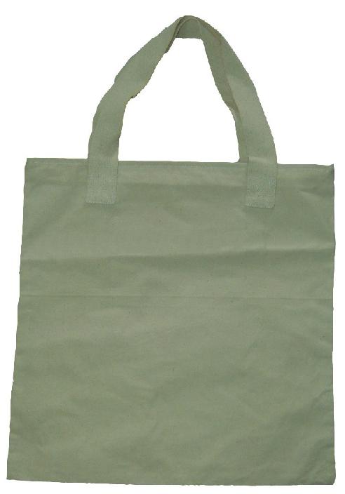 Eco friendly white cancas cotton bag