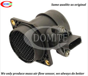 Mass Air Flow Sensor For BMW 13 62 1 438 687, 13 62 7 566 986, 0 280 218 075