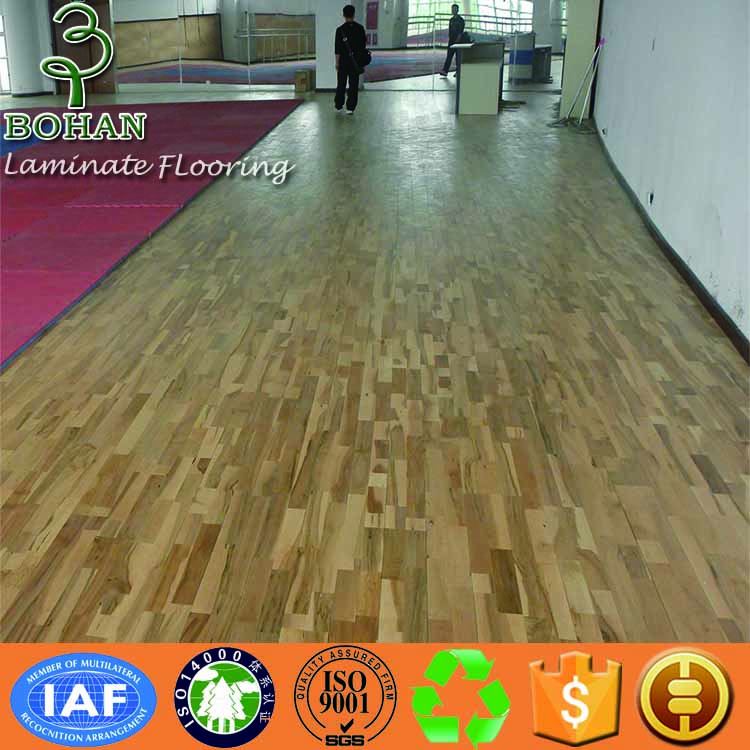 12mm laminate flooring China manufacture Shandong Province