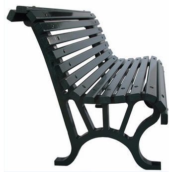 Hot Sale Street Urban Bench / Outdoor Bench / Outdoor Bench Leg