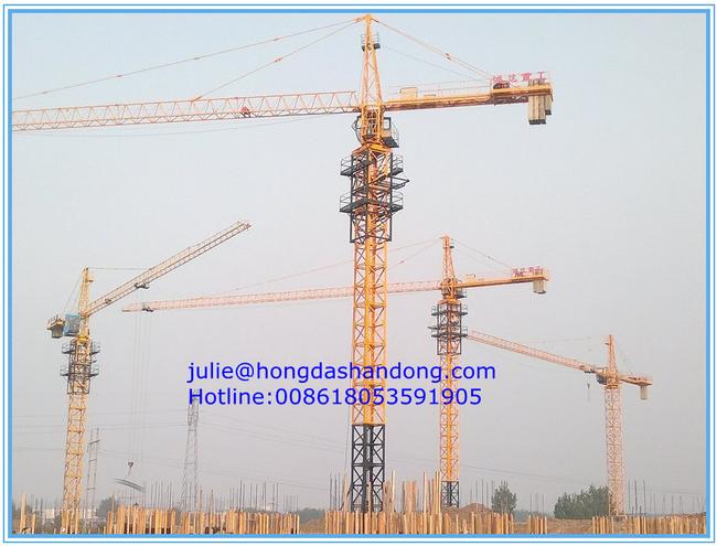 HONGDA Tower Crane QTZ500-QTZ31.5