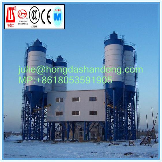 HONGDA Concrete Mixing Plant 40-240m3/h