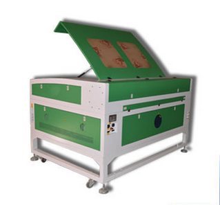 ShanDong popular laser cutter engraver machinery AS1290 Baisheng acrylic/wood/paper co2 laser cutting engraving machine