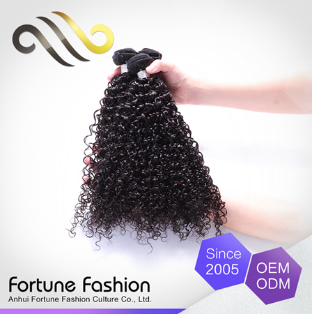 Fashion Human Hair Virgin Kinky Curly Hair Virgin Remy Hair Brazilian Remy Hair For Woman