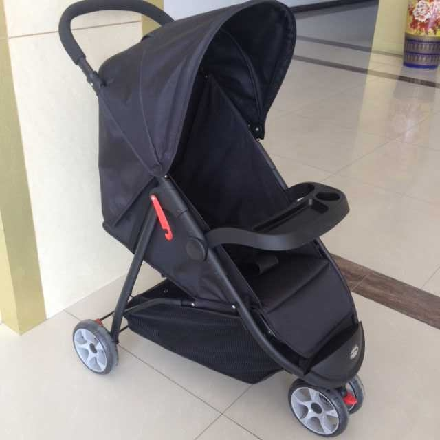 European certisfication EN1888 foldable baby stroller with rain cover foot cover UK popular baby stroller