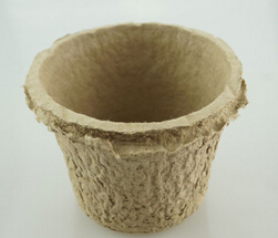 Eco friendly Biodegradable Paper Flower Pot