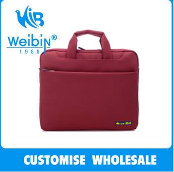 audit factory Chinese brand best market sublimation approved laptop bag