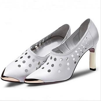 XG006 women summer lady leatehr sandal