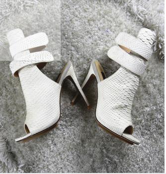 XG005 women pu sole lorea sandal shoes model sandal