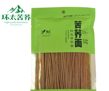 tartary buckwheat noodles -slimming food
