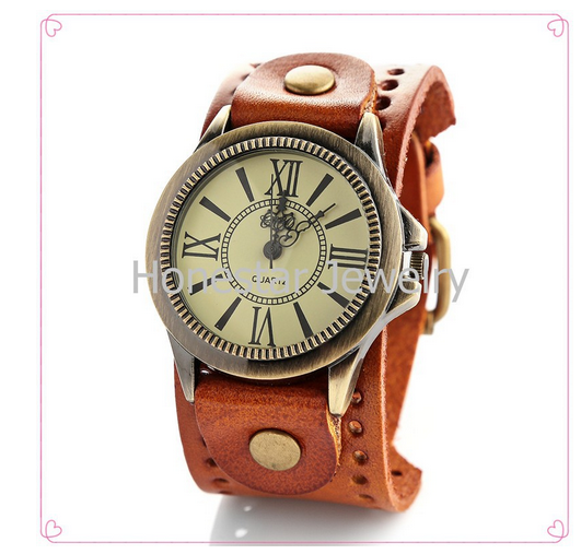 2014 fashion newest vogue men banded watch