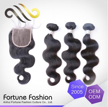 Wholesale price fat shipping human hair extension, 7a grade body wave perivian virgin hair