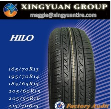 hot-sale Hilo PCR tire manufacture passenger car tire high quality M+S car tire