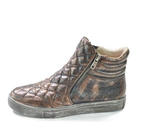 J001H-3 BRONZE women men high quality shoes sneaker for men and women