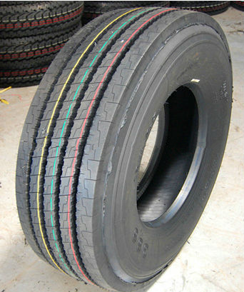 All steel radial tyre for heavy truck