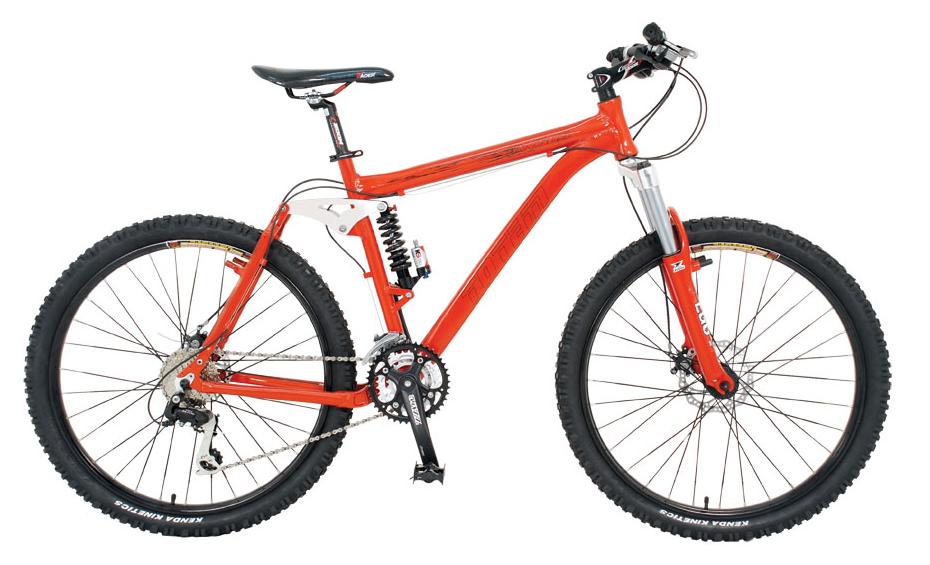 2015 Hot sale alloy frame mag wheel mountain bike(TF-MTBA002)