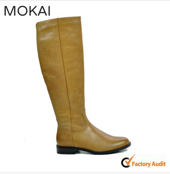 MK001-3 2014 new arrival high quality handmade leather boots for women