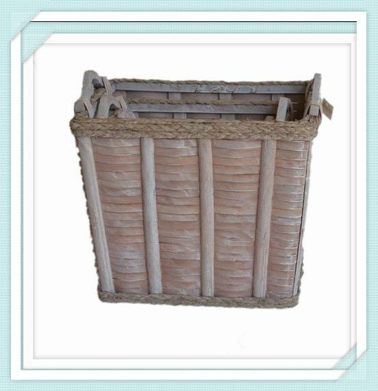 cheap wicker storage basket
