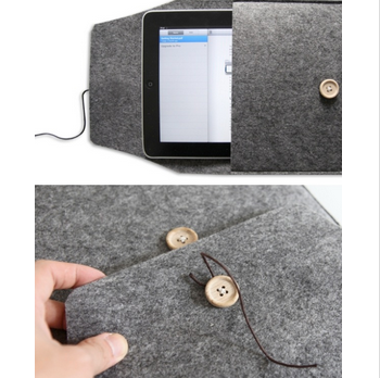 fashionable Laptop Case , Felt Bag