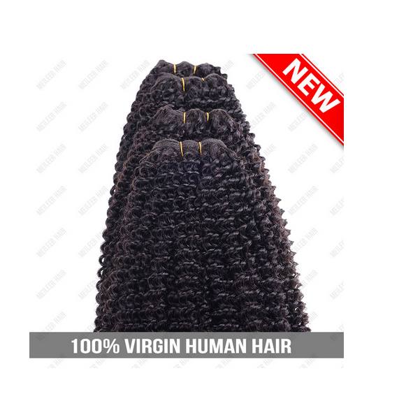 Wholesale cheap virgin unprocessed kinky curly hair extension plastic bags