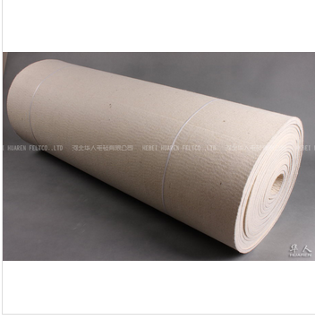 industrial felt of wool rolls