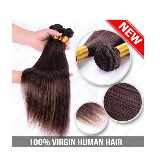 Fast shipping no shedding and tangle wholesale brazilian virgin hair