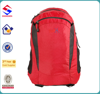 2015 school bag nylon college school backpack bag