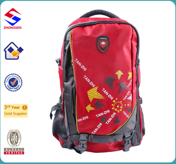 2015 high quality school backpack 420D school backpack school nylon backpack