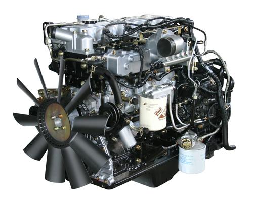 CY4D VEHICLE DIESEL ENGINE