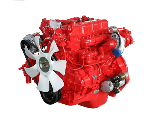 CY4T VEHICLE DIESEL ENGINE