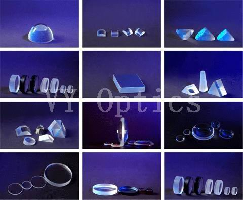 All kinds of optical lens