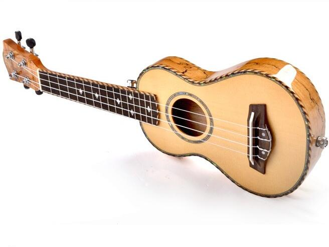 UK-LA6-21 factory price 21 inch thin body soprano ukulele wholesale