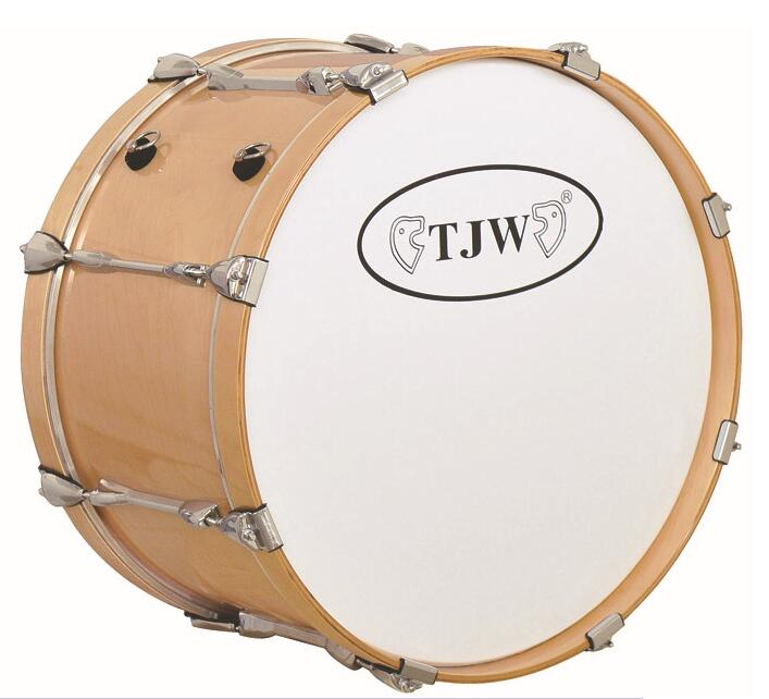 TJW Professional Marching Drum JWM-011