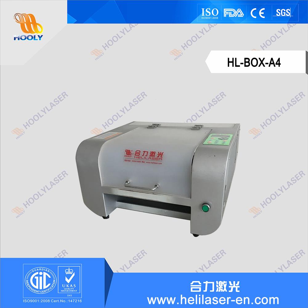 Hoolylaser Desktop laser cutting machine
