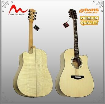 Fashional design agile guitar with competitive cost