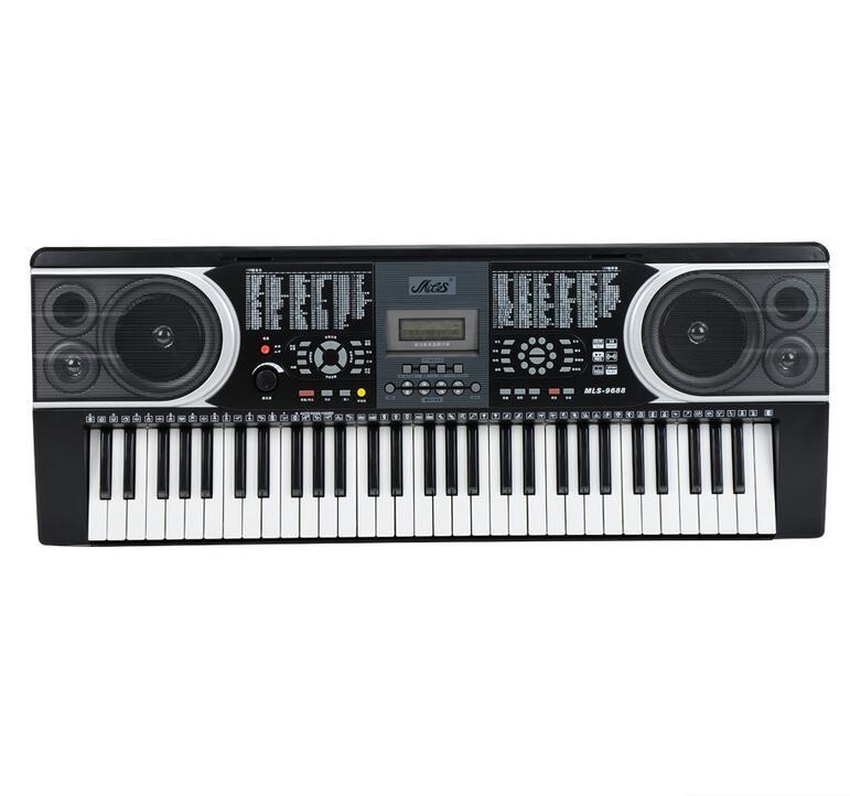 Miles 61 key MLS-9688 Electronic organ