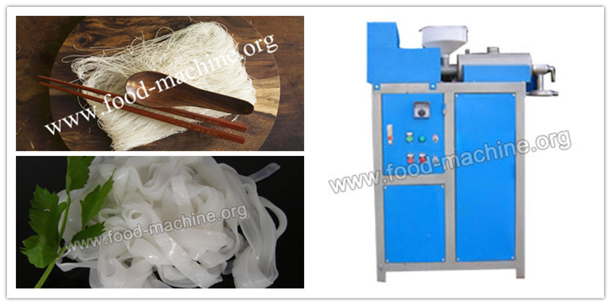 Rice Noodle/Vermicelli Machine
