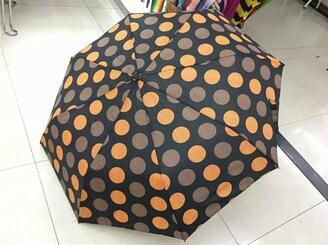 Cheap Custom Print Rain Umbrella, Advertising Straight Promotion Beach Sunshade Umbrella