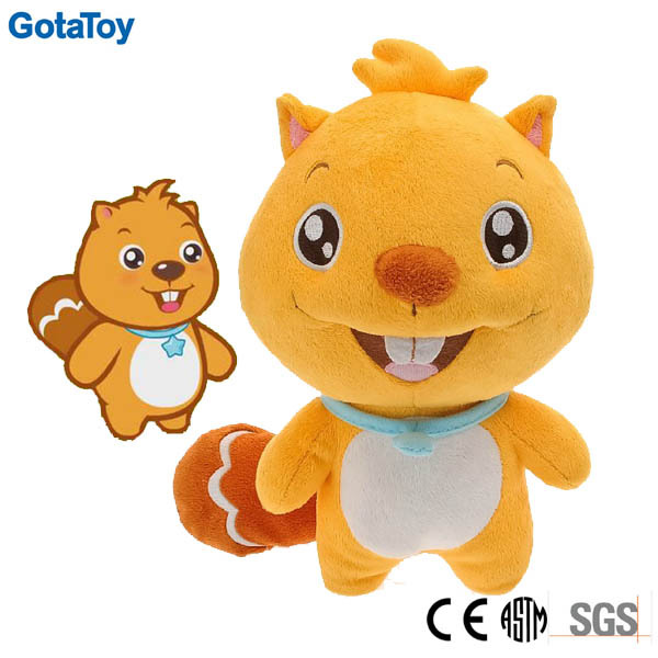 High quality custom plush animal manufacturer